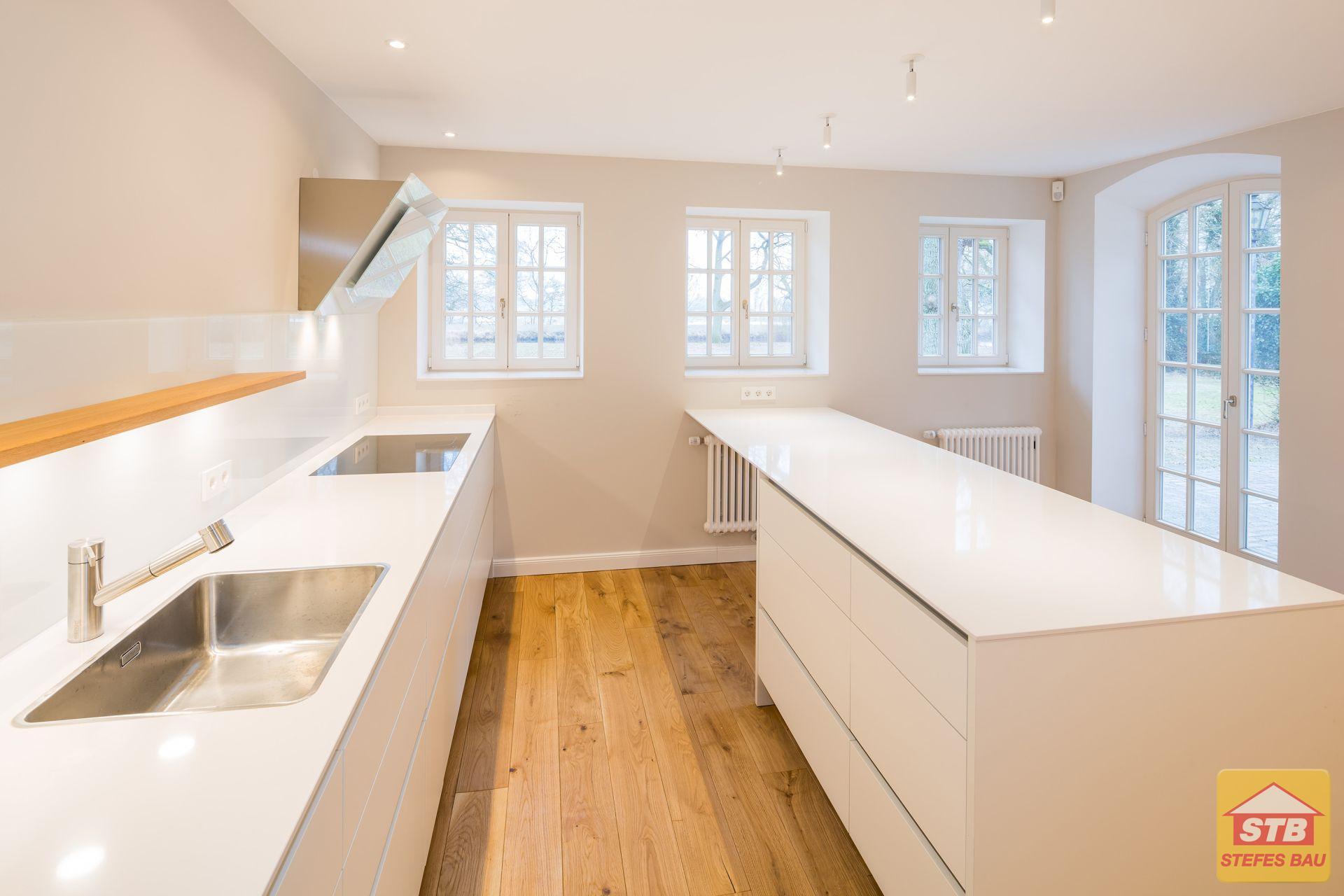 Charmant Küche Renovierung Bauunternehmer Edmonton Zeitgenössisch ...