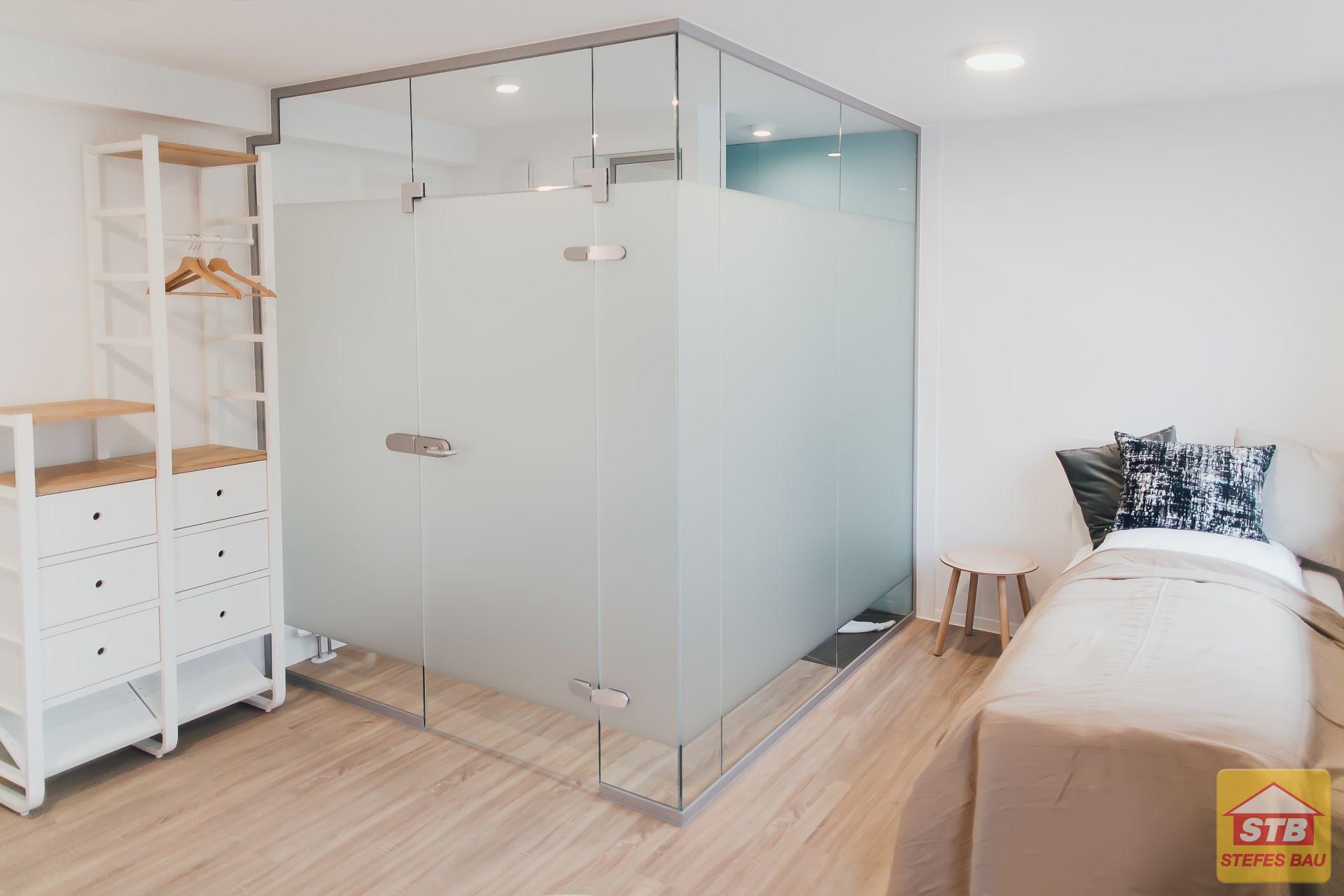 Trennwand glas wohnzimmer wohnzimmer trennwand alles ber - Trennwand glas wohnzimmer ...